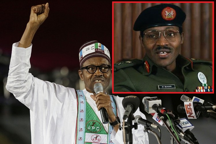 Buhari's Military Past